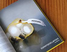 Anzeige für Novum