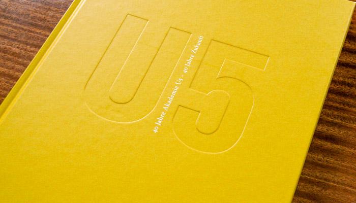 Buch 50 Jahre Akademie U5